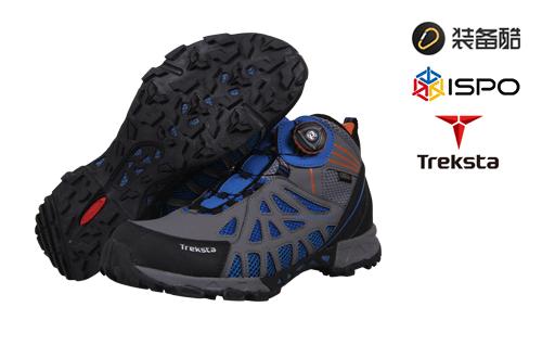 Treksta特瑞达ADT MID 203 GTX 360度防水透气减震耐磨徒步鞋