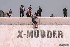 再战X-Mudder泥泞障碍赛,夏日炎炎清爽闯关