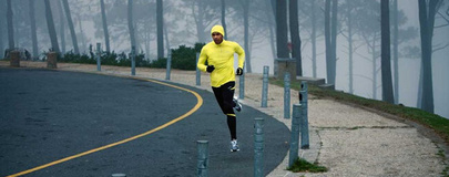 冬季跑步不要停 慢跑装备推荐
