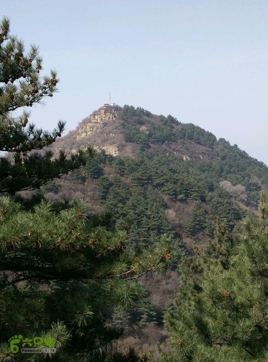 石人山-棋盘山徒步