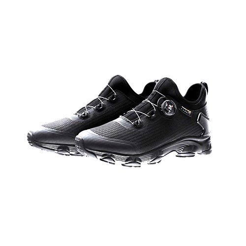 Montech蒙特罗新款低帮徒步鞋绿黑色耐磨防滑单向导湿爬山引力鞋