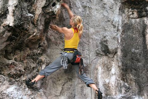 PETZL入门级攀岩装备推介