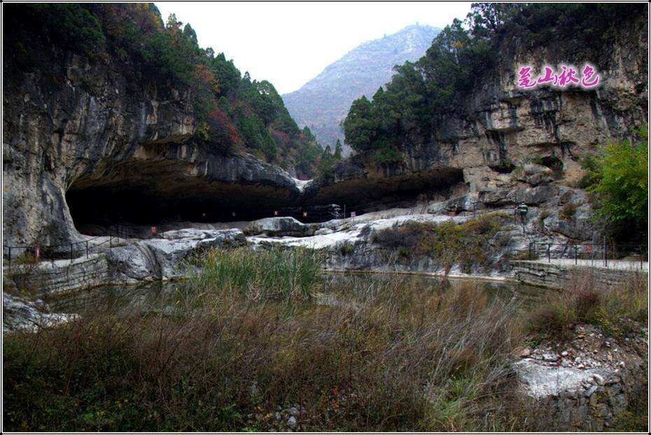 车寺村穿越翁山
