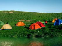 KAILAS旅游露营装备木乃伊式保暖棉睡袋