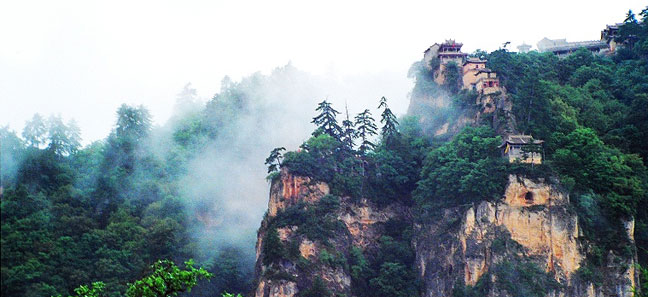 国庆六盘山、崆峒山4天休闲游